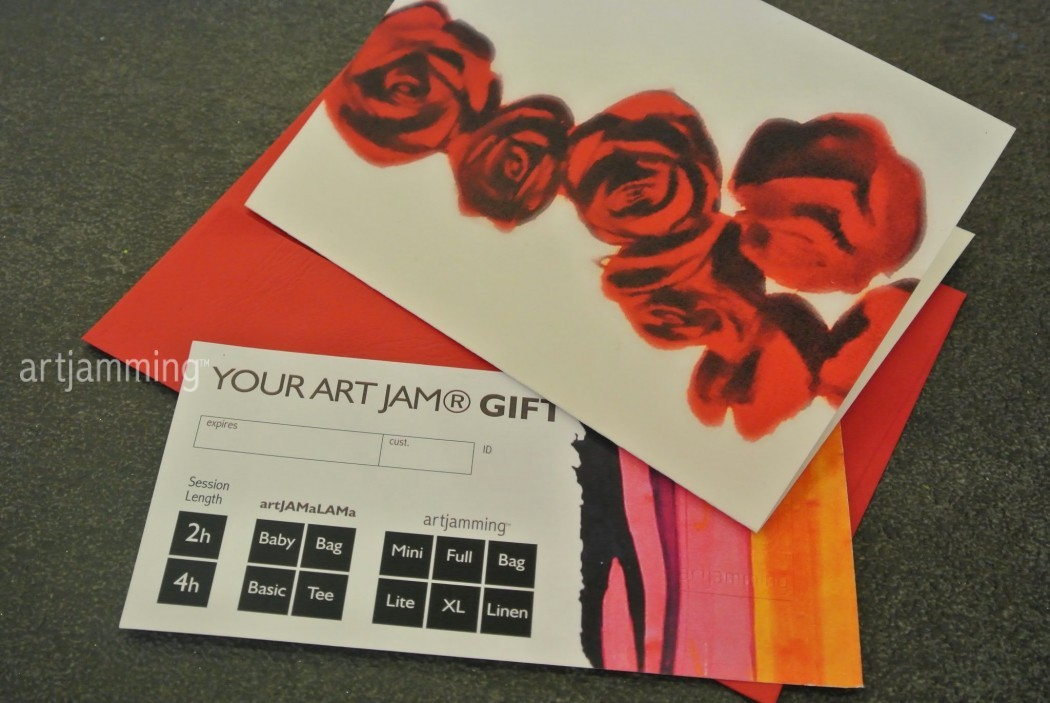 Basic ART JAM® : Basic gift voucher