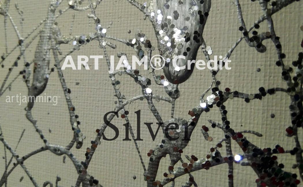 ART JAM® Credit Silver