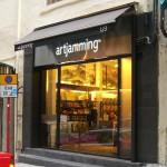 artjamming shopfront