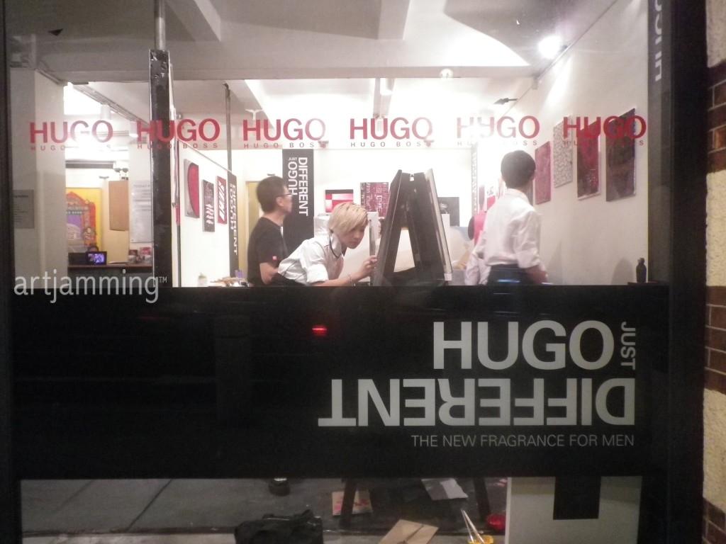 Hugo Just Different at Fringe Club