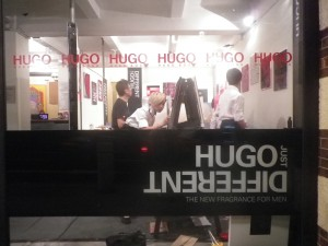 Hugo Just Different at Fringe Club