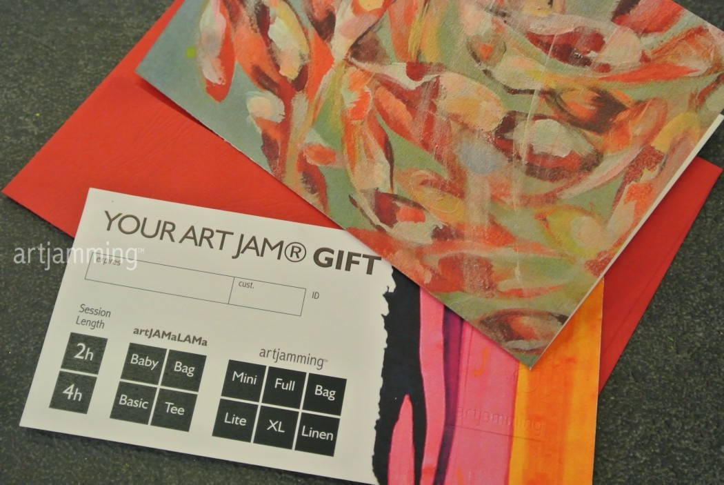 ART JAM ® Gift Card : Koi