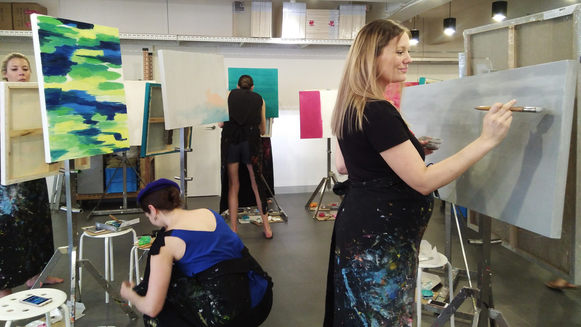 20|20 Private ART JAM Party