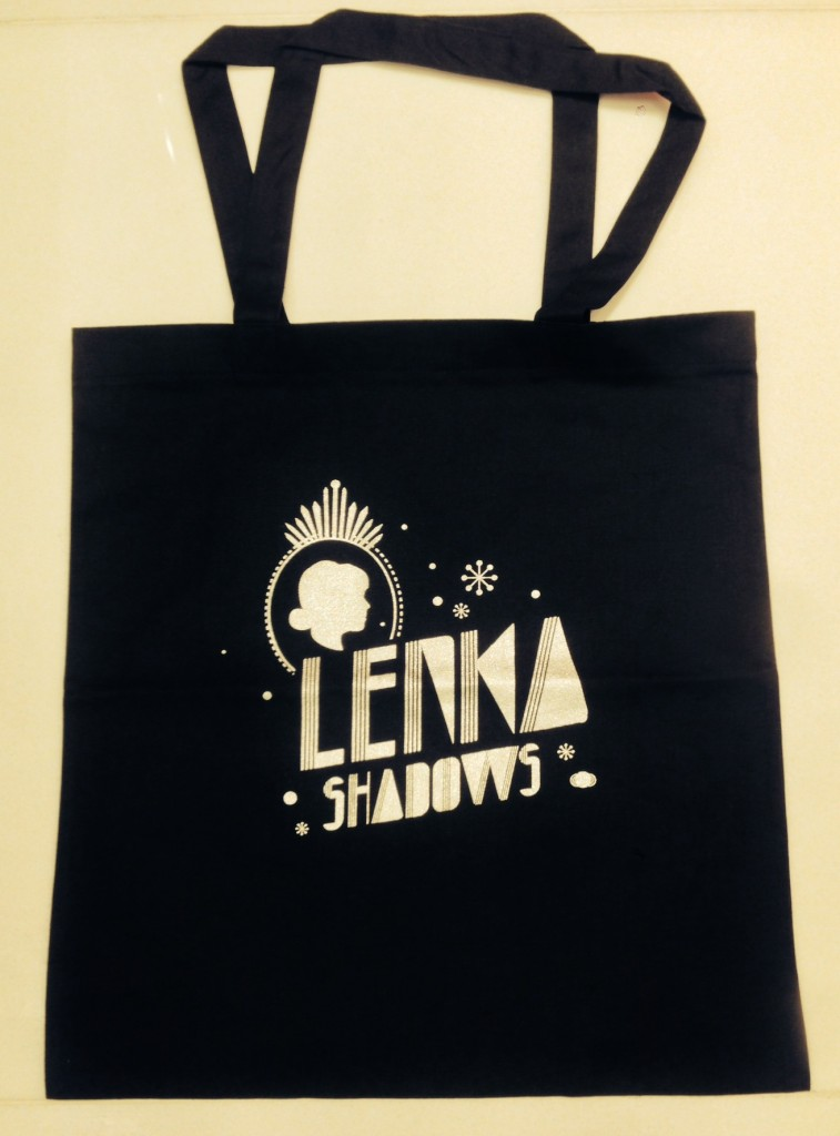 Lenka Shadows Tote Bag